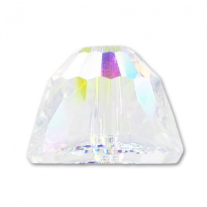 Small Dome Swarovski 5542 mm. 8 Crystal AB x1