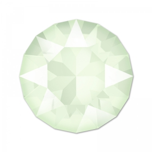 Cabochon Swarovski 1088 mm. 8 Crystal Powder Green x1
