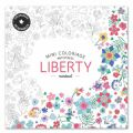 Mini Coloriage anti-stress Liberty