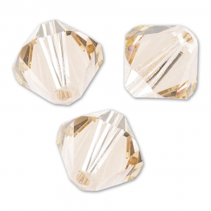 Biconi Swarovski mm. 6 Light Silk x20