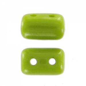 Rulla 3x5 mm Opaque Olivine x10g