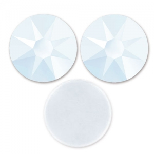 Strass da incollare Swarovski mm. 4 Crystal Powder Blue x36