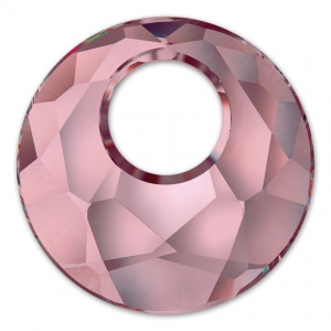 Pendente Victory Swarovski 6041 mm. 38 Crystal Antique Pink x1