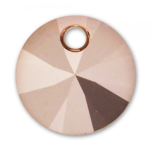 Pendente Swarovski 6428 mm.  6 Crystal Rose Gold 2X x1