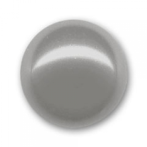 Cabochon Swarovski 5817 mm. 16 Dark Grey Pearl x1