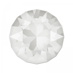 Cabochon Swarovski 1088 mm. 3 Crystal Powder Grey x20