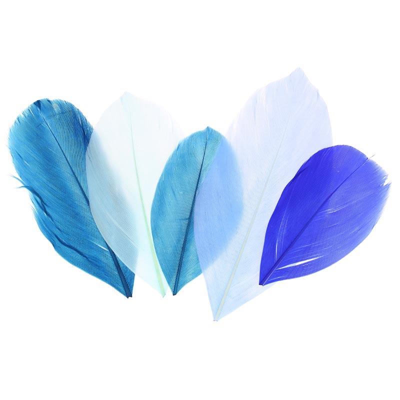 Abbinamento piume colori fluo x14gr perles co for Colori fluo