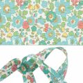 Sbieco Liberty Betsy Teal x 1m