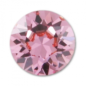 Cabochon Swarovski 1088 mm. 8 Light Rose