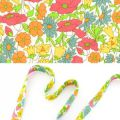 Sbieco Liberty Poppy and Daisy Yellow x1m