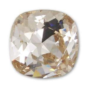 Cabochon Swarovski 4470 mm. 10 Light Silk