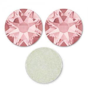 Strass da incollare Swarovski mm. 5 Blush Rose x36