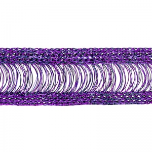 Tissaggio Wire Luxe 20 mm Boysenberry x 23cm