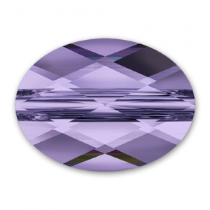 Mini Oval Swarovski 5051 mm. 10x8 Tanzanite x1
