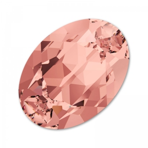 Cabochon Swarovski 4120 ovale mm. 14x10 Blush Rose x1