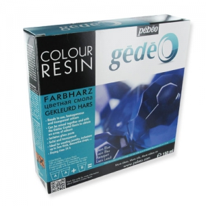 Kit Resina Colore Lazuli 150 ml