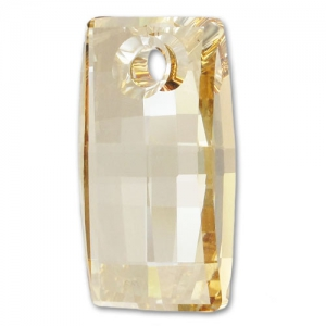 Pendente Urban Swarovski 6696 20 mm Crystal Golden Shadow x1
