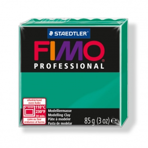 Pasta Fimo Professional 85gr Vert Pur (n°500)