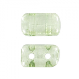Rulla 3x5 mm Luster Transparent Green x10g