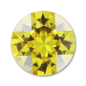 Cabochon Swarovski 1088 mm. 6 Light Topaz x1