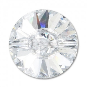 Bottone Swarovski 3015 mm. 23 Crystal