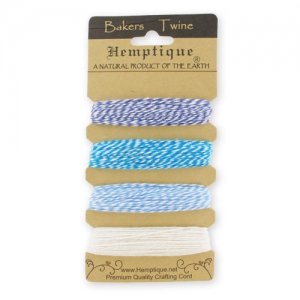 Assortimento Bakers Twine 1 mm Berrylicious 4 x 9,1m