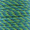 Parachute Cord 2 mm Turquoise/Blue x1m