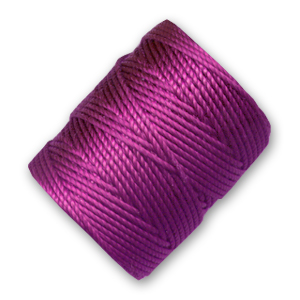 Filo C-Lon Tex 400 Bead Cord mm. 0,90 Grape x m. 35