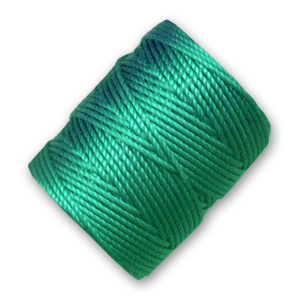 Filo C-Lon Tex 400 Bead Cord mm. 0,90 Teal x m. 35