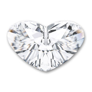 Cuore Swarovski Crazy 4 U 6260 mm. 17 Crystal  x1