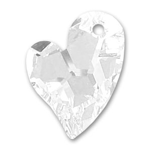 Cuore Swarovski Devoted 2 U 6261 mm. 17 Crystal  x1