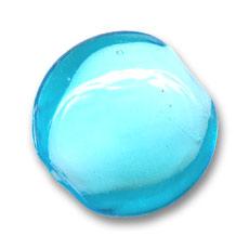 Bombata interno bianco mm 18 aquamarine x4 perles co for Interno x4