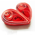 cuore Quilling