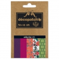 Carta Decopatch Pocket 30x40 cm - collezione n°1 x5