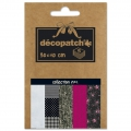Carta Decopatch Pocket 30x40 cm - collezione n°04 x5
