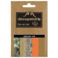 Carta Decopatch Pocket 30x40 cm - collezione n°10 x5