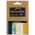 Carta Decopatch Pocket 30x40 cm - collezione n°15 x5