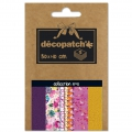 Carta Decopatch Pocket 30x40 cm - collezione n°05 x5