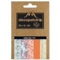 Carta Decopatch Pocket 30x40 cm - collezione n°14 x5