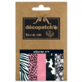 Carta Decopatch Pocket 30x40 cm - collezione n°09 x5