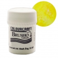 Polvere acquarellabile Brusho Colours - Sunburst Lemon x15 g