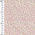 Tissu Liberty - Feather Rosa Antico x10cm