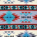 Tessuto David Textiles - Native Argile - Grey/Cream x10cm