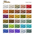 Pittura acrilica decorativa DecoArt Dazzling Metallics - Crystal Green x59 ml