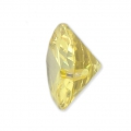 Pendente in zirconia 8 mm Golden x1