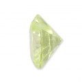 Pendente in zirconia 8 mm Peridot x1