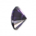 Pendente in zirconia   6 mm Amethyst x1