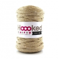 Trapilho/ filo cotone/jersey Hoooked Ribbon XL DMC - Jersey Golden Dust x 120m