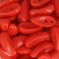 Chilli Beads 4x11 mm Red Corail x50
