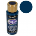 Pittura acrilica Alta Qualità - DecoArt Americana  - Navy Blue x59 ml